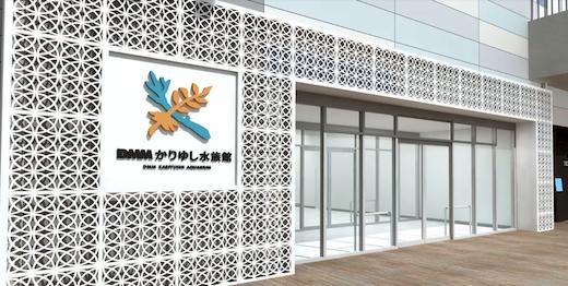 【割引券あり】DMMかりゆし水族館の料金・クーポン情報【最新版】