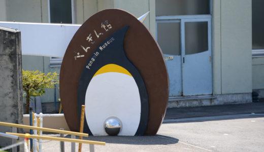 旭山動物園一番人気のペンギン館。空飛ぶペンギン?が見れる人気エリアです。